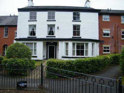 2 Bedrooms Flat for sale in Wharton Hall, Winsford, Cheshire, England