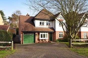 5 Bedrooms Detached House for sale in Vale Road, Bickley Park, Bromley, Kent, BR1 2AL