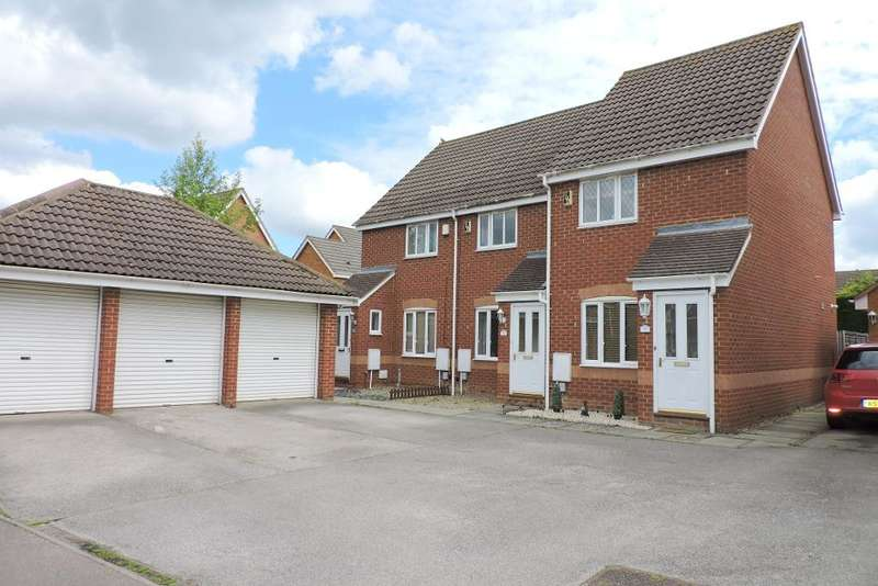 2 Bedrooms End Of Terrace House for sale in Brookend Drive, Barton Le Clay, Bedfordshire, MK45 4SQ