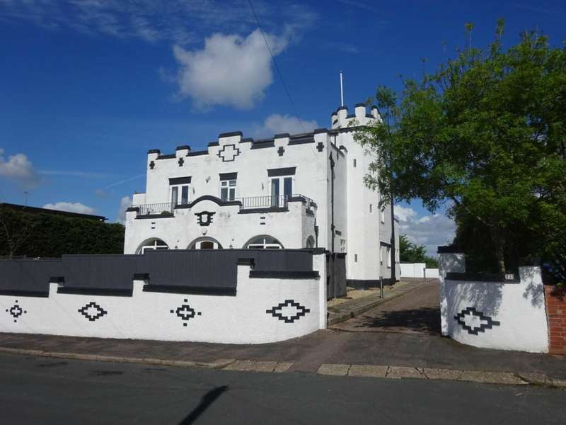 1 Bedroom Flat for sale in Belle Vue Road, Exmouth