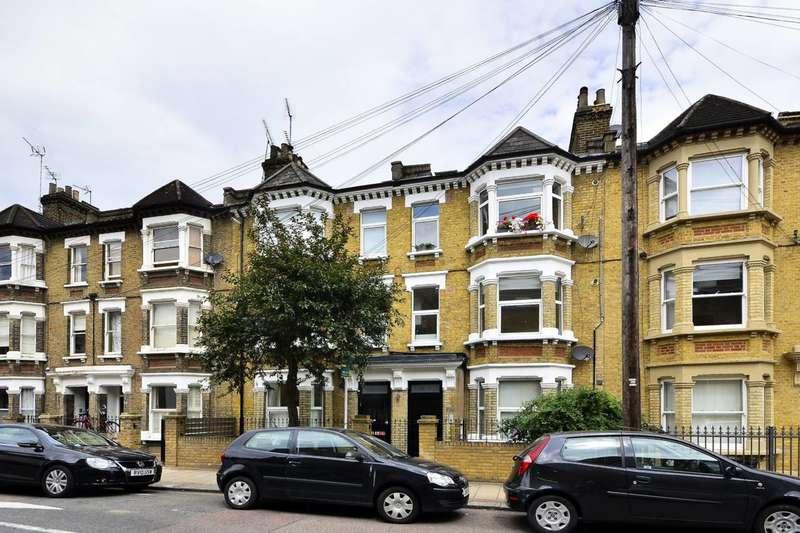 2 Bedrooms Flat for sale in Warriner Gardens, Battersea Park, SW11