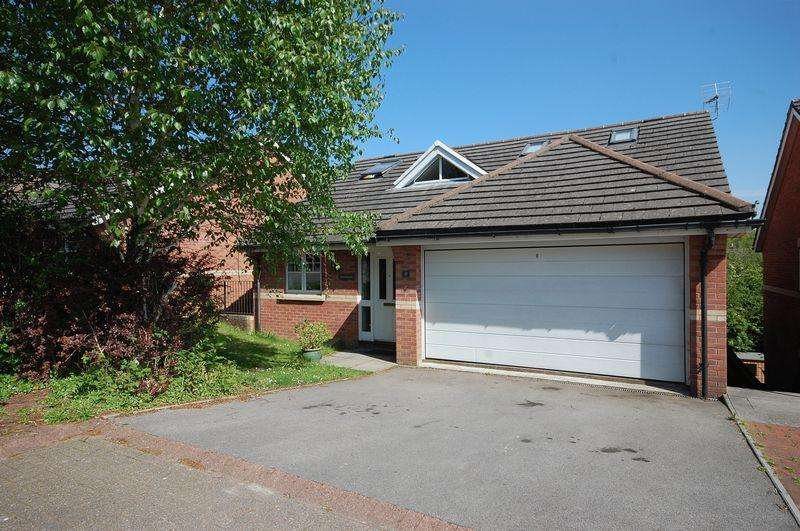 4 Bedrooms Detached House for sale in 'Rhydolog', 17 Windsor Drive, Miskin, Pontyclun, CF72 8SH