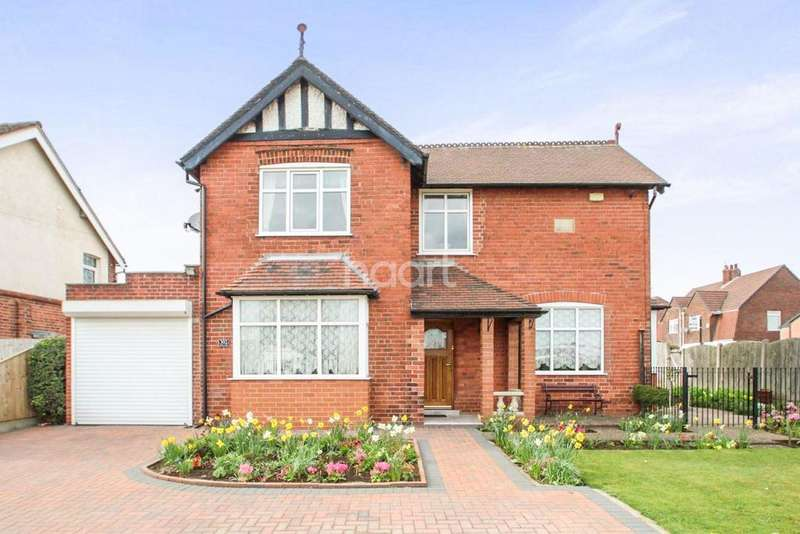 3 Bedrooms Detached House for sale in Watnall Road, Hucknall