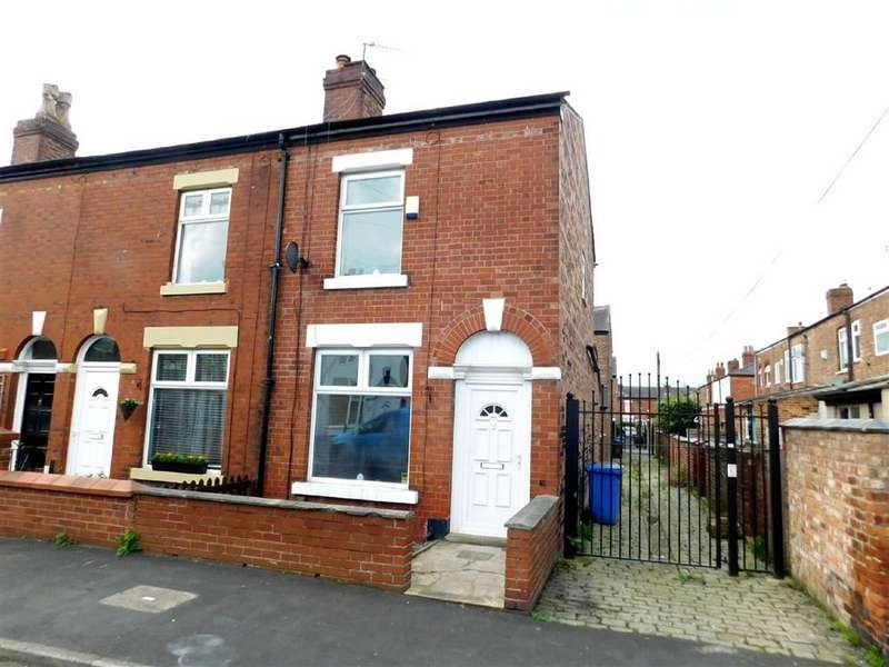 2 Bedrooms Property for sale in Hartley Street, Edgeley, Stockport