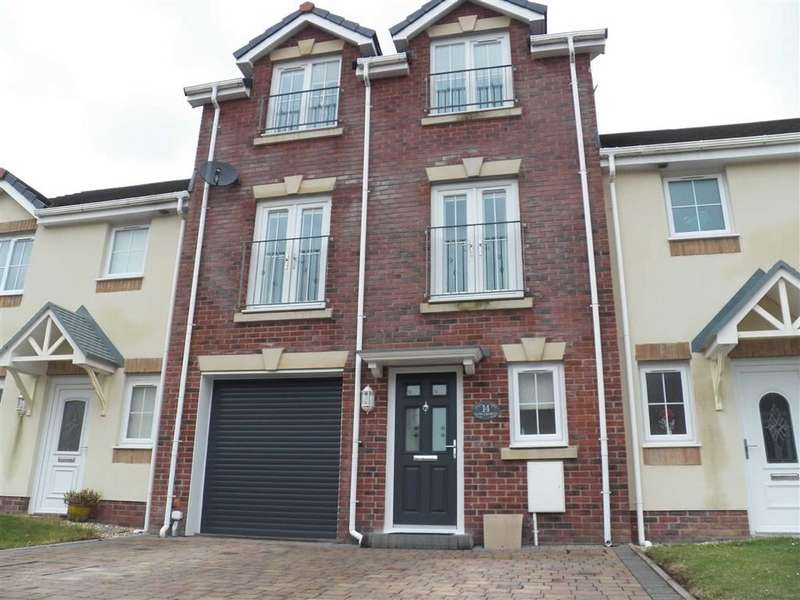 4 Bedrooms Property for sale in Clos Y Gerddi, Bynea, Llanelli