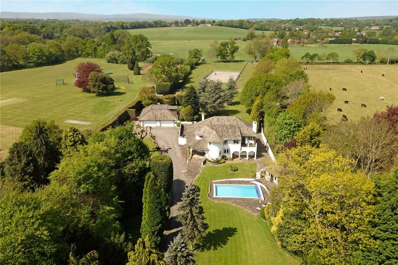 5 Bedrooms Detached House for sale in Mill Road, West Chiltington, Pulborough, West Sussex, RH20