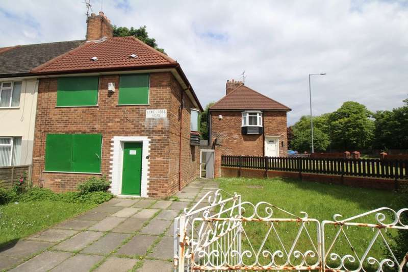 3 Bedrooms Property for sale in Lyme Cross Road, Liverpool, L36