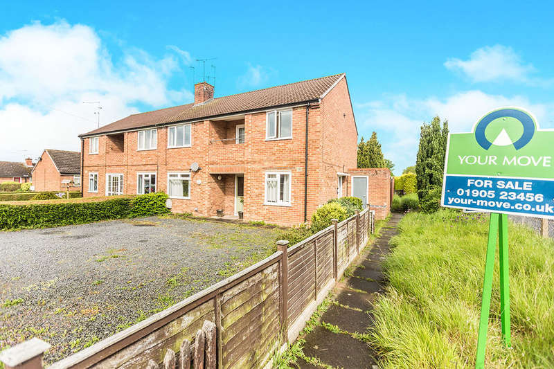 2 Bedrooms Flat for sale in Malvern Close, Lower Broadheath, Worcester, WR2