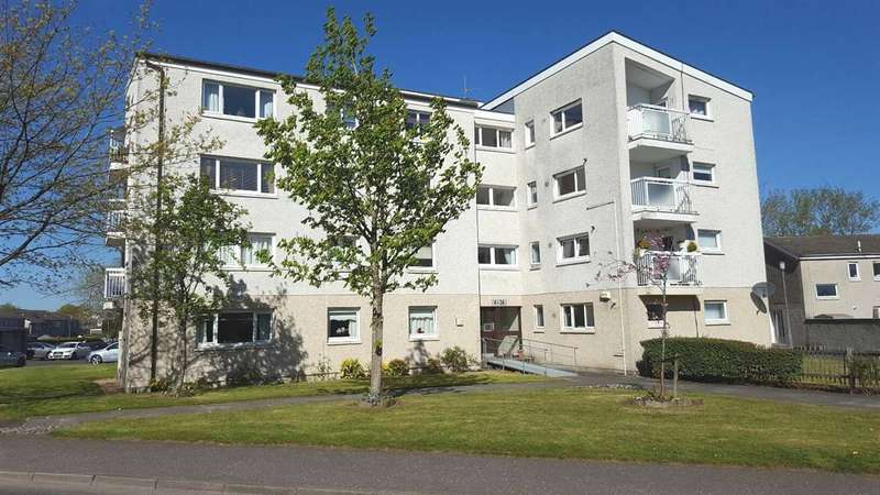 2 Bedrooms Apartment Flat for sale in Glen More, St Leonards, East Kilbride