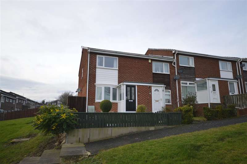 2 Bedrooms Link Detached House for sale in Hawick Court, Stanley
