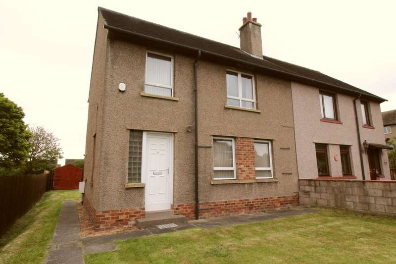3 Bedrooms Semi Detached House for sale in Ballindean Road, Dundee, DD4