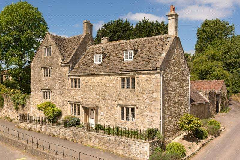 6 Bedrooms Detached House for sale in Wellow, Bath, BA2