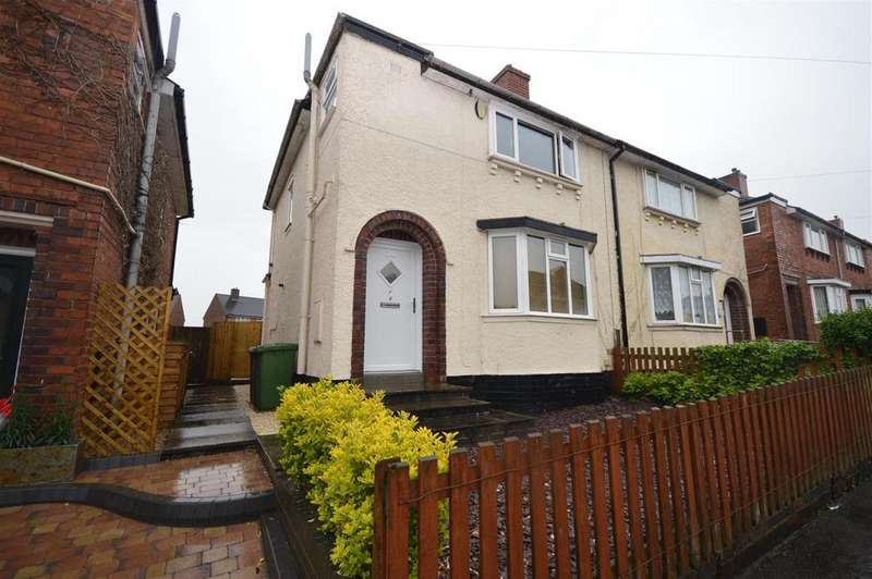3 Bedrooms Semi Detached House for sale in Alston Road, Solihull