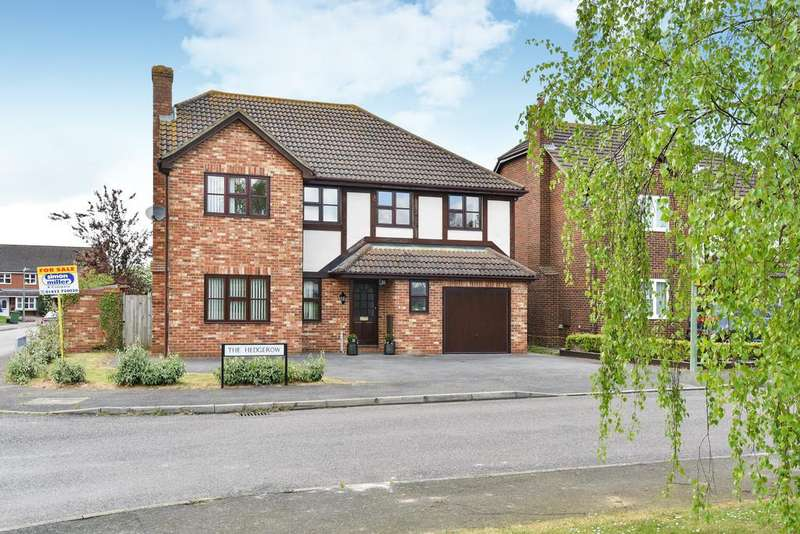 4 Bedrooms Detached House for sale in The Hedgerow, Weavering