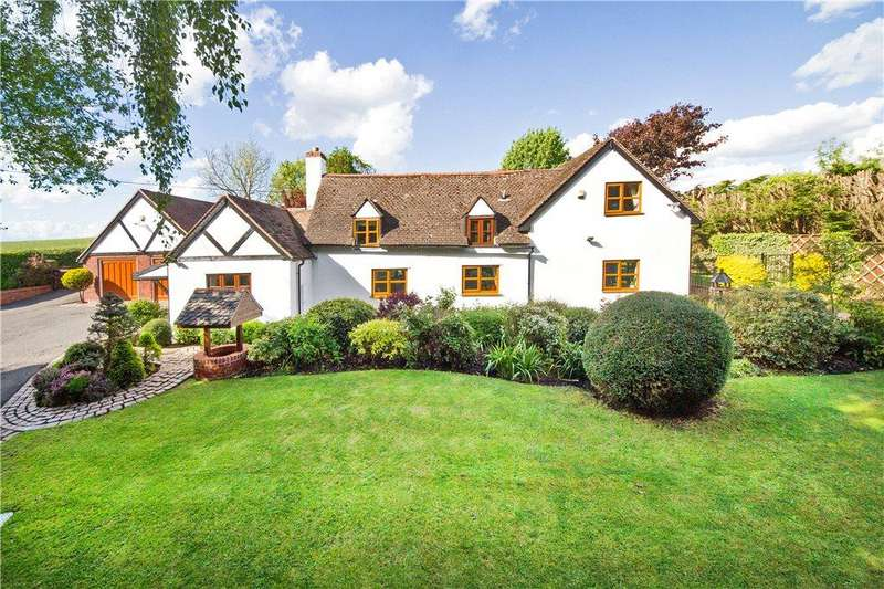 3 Bedrooms Detached House for sale in Bromyard Road, Cotheridge, Worcester, Worcestershire, WR6