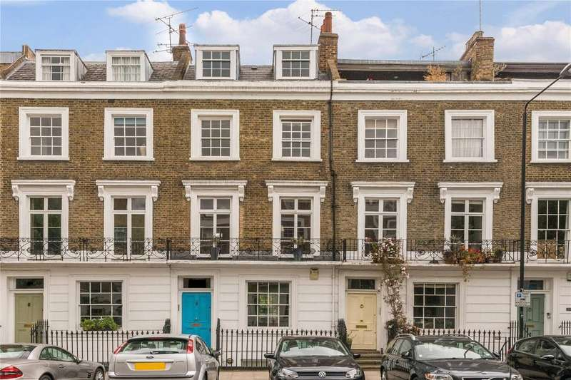 4 Bedrooms Terraced House for sale in Albert Street, London