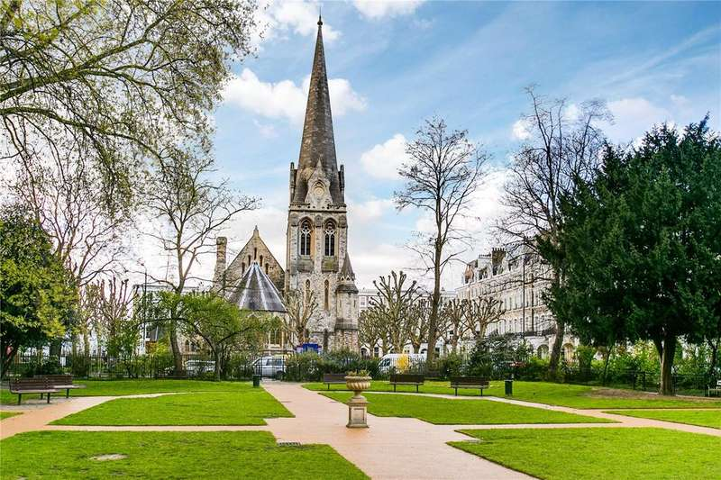 2 Bedrooms Flat for sale in Redcliffe Square, Chelsea, London