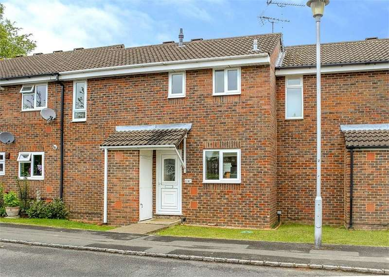 2 Bedrooms Terraced House for sale in Loughborough, Crown Wood, Bracknell, Berkshire