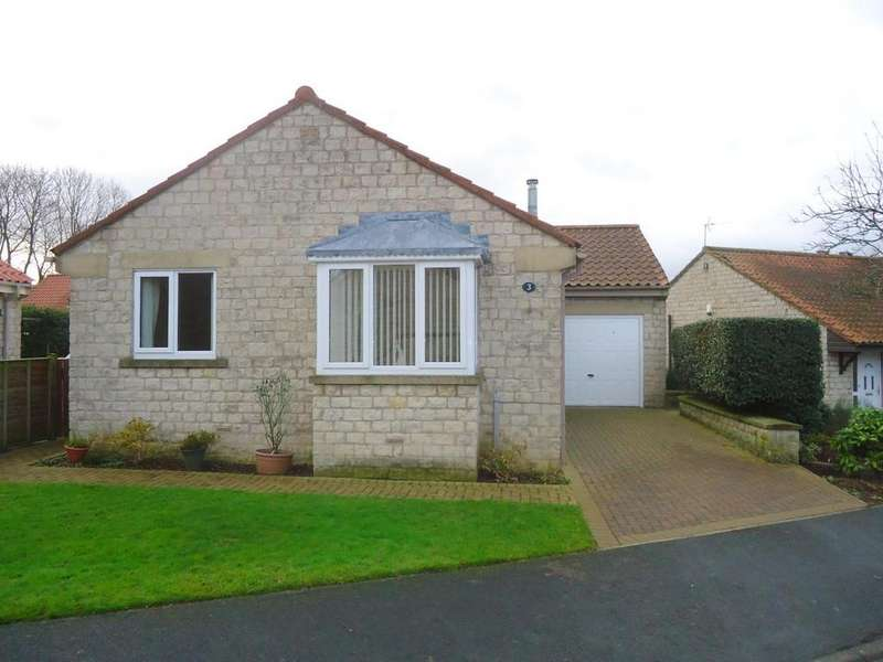 2 Bedrooms Detached Bungalow for sale in The Limes, Helmsley, Helmsley, York