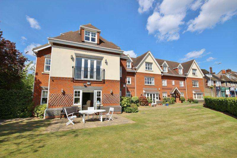 2 Bedrooms Apartment Flat for sale in SOUTH CHEAM