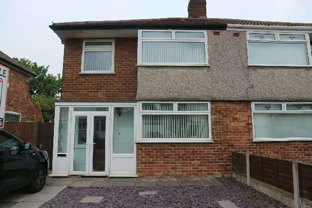 3 Bedrooms Semi Detached House for sale in Layton Road , Woolton , Liverpool