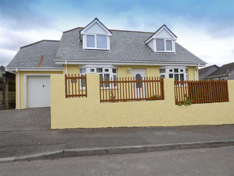 3 Bedrooms Detached House for sale in Valley View, Cul-Rain, St Austell