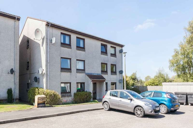 2 Bedrooms Flat for sale in Juniper Place, Juniper Green, Edinburgh, EH14 5TX