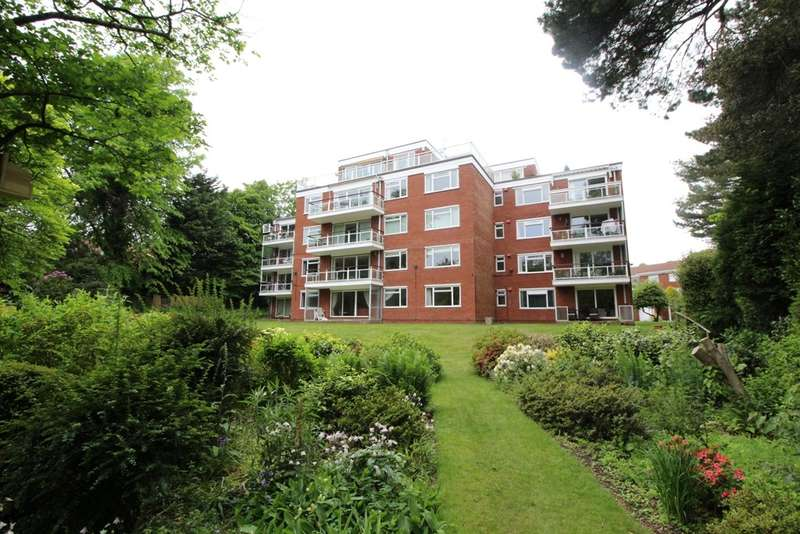2 Bedrooms Flat for sale in 54 West Cliff Road, West Cliff, Bournemouth BH4 8BE