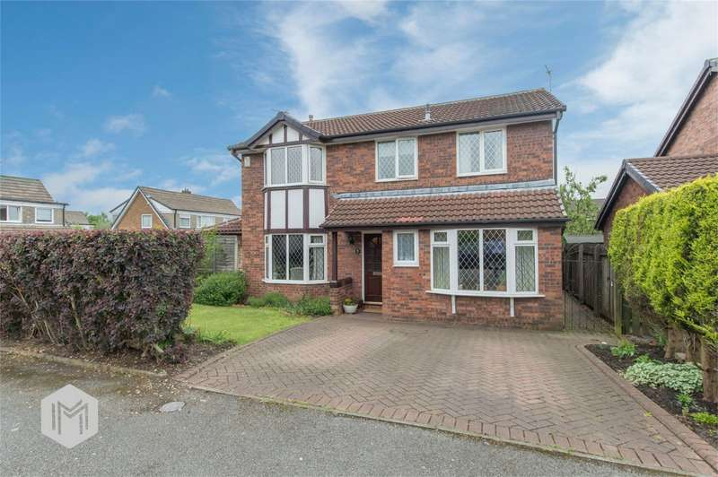 4 Bedrooms Detached House for sale in Moreton Drive, Bury, Lancashire