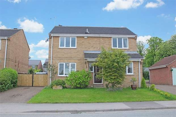 4 Bedrooms Detached House for sale in The Fairway, Sherburn in Elmet, Leeds, North Yorkshire