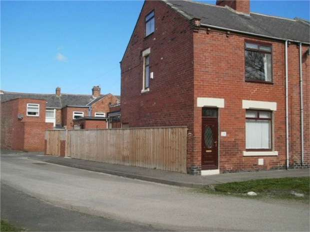 3 Bedrooms End Of Terrace House for sale in Gilpin Street, Houghton le Spring, Tyne and Wear