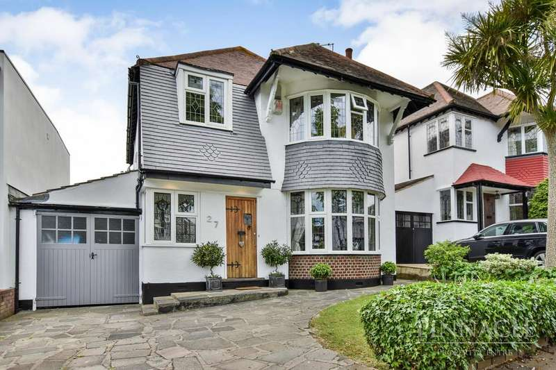 4 Bedrooms House for sale in The Drive, Chalkwell, Westcliff On Sea