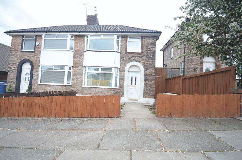 3 Bedrooms Semi Detached House for sale in Francis Way, Childwall