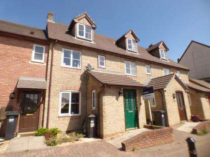 3 Bedrooms Terraced House for sale in St. Georges, Weston-super-Mare