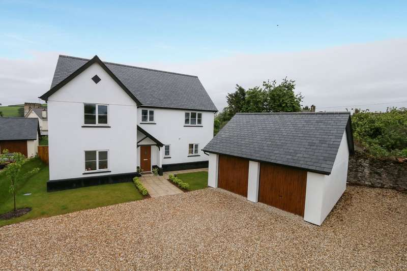 4 Bedrooms Detached House for sale in Greenhill Lane, Denbury