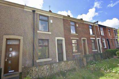 2 Bedrooms End Of Terrace House for sale in Haydock Street, Blackburn, Lancashire