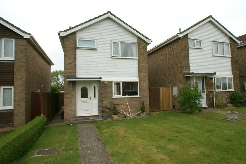 3 Bedrooms Detached House for sale in Cranleigh Drive, Dover, CT16