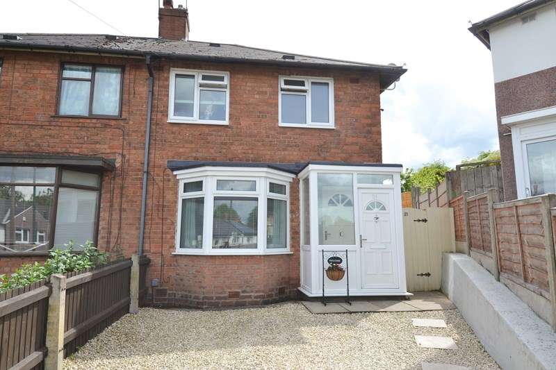 3 Bedrooms Semi Detached House for sale in Hare Grove, Northfield, Birmingham