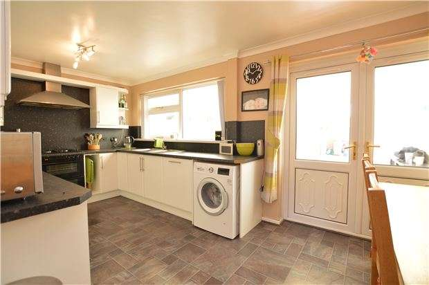3 Bedrooms Terraced House for sale in Harescombe, Yate, BRISTOL, BS37 8UA