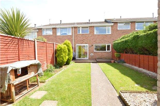 3 Bedrooms Terraced House for sale in Cherington, Yate, BRISTOL, BS37 8UX