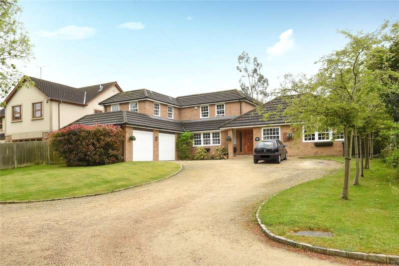 5 Bedrooms Detached House for sale in Chorleywood Road, Rickmansworth, Hertfordshire, WD3