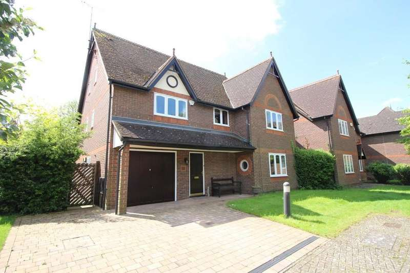 5 Bedrooms Detached House for rent in Capstan Close, Cambridge