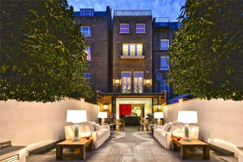 5 Bedrooms Terraced House for sale in Knightsbridge, London, SW7