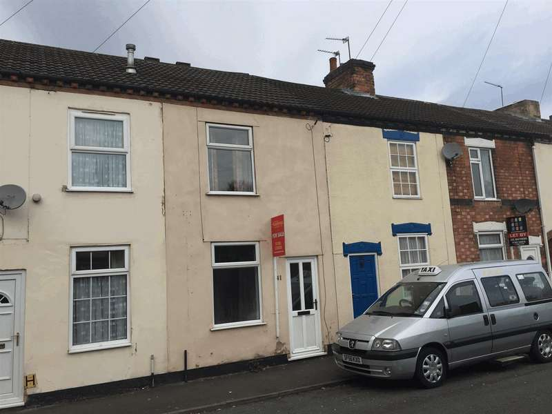 3 Bedrooms Terraced House for sale in King Street, Burton On Trent