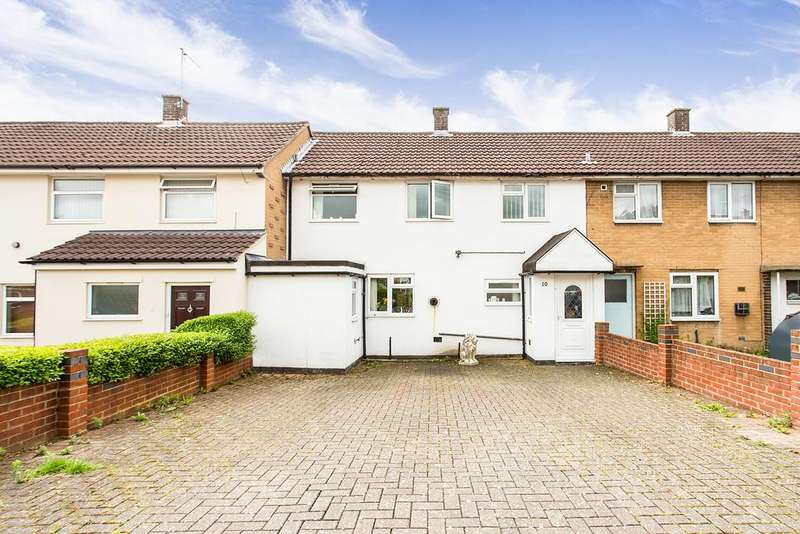 3 Bedrooms Terraced House for sale in Aitken Road, High Barnet, Herts EN5