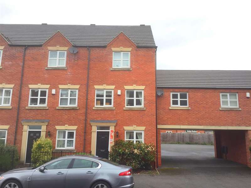 3 Bedrooms Property for sale in Dallow Street, Burton On Trent