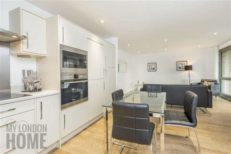 2 Bedrooms Property for sale in Palm House, 70 Sancroft Street, Vauxhall, London, SE11