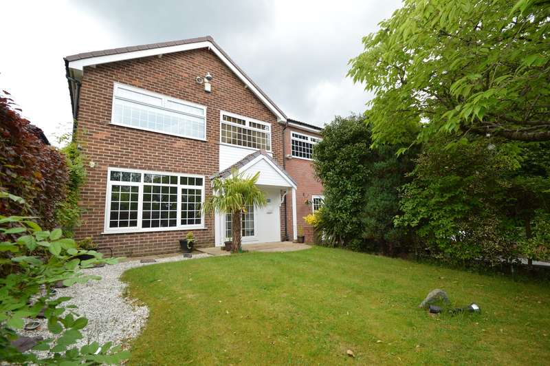 4 Bedrooms Detached House for sale in Standmoor Road, Whitefield, Manchester, M45