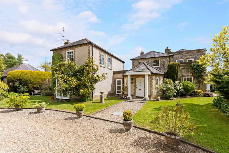 4 Bedrooms House for sale in Salthill Road, Chichester, West Sussex, PO19