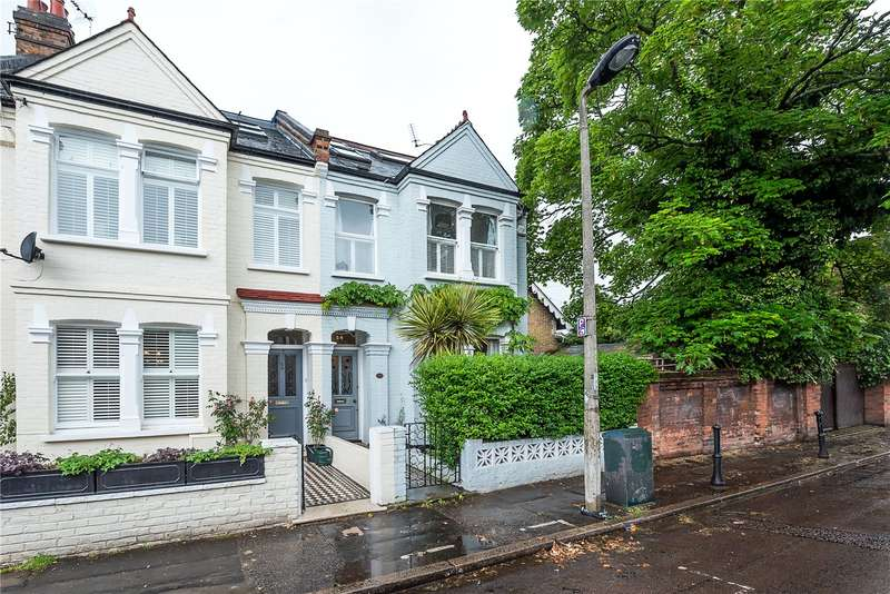 5 Bedrooms Semi Detached House for sale in Queens Road, East Sheen, SW14